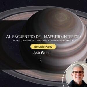 Las lecciones de Saturno (Gonzalo Pérez)