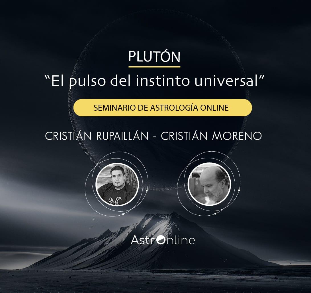 PLUTON: el instinto universal